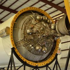 Sarurn V rocket