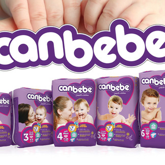 Packaging CANBEBE