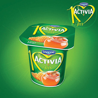 PACKAGING ACTIVIA 10 ANS