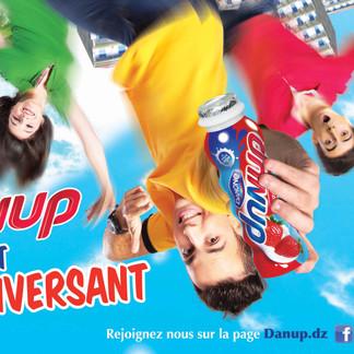 DANONE | Campagne Danup Renversant