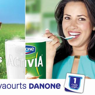 DANONE | Campagne Corpo