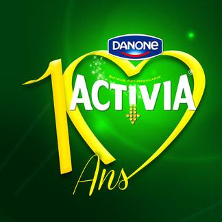 Activia 10 Ans