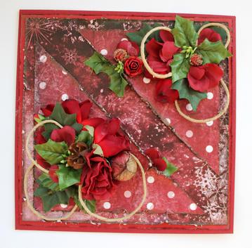 Ruby Poinsettia