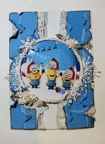 Have a minion Christmas