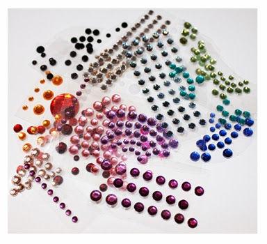 Strass, rhinestones, pärlor, pearls