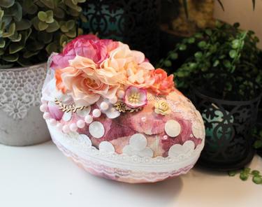 Bubblegum Egg