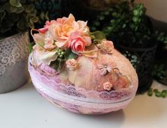 Spring Wedding Egg