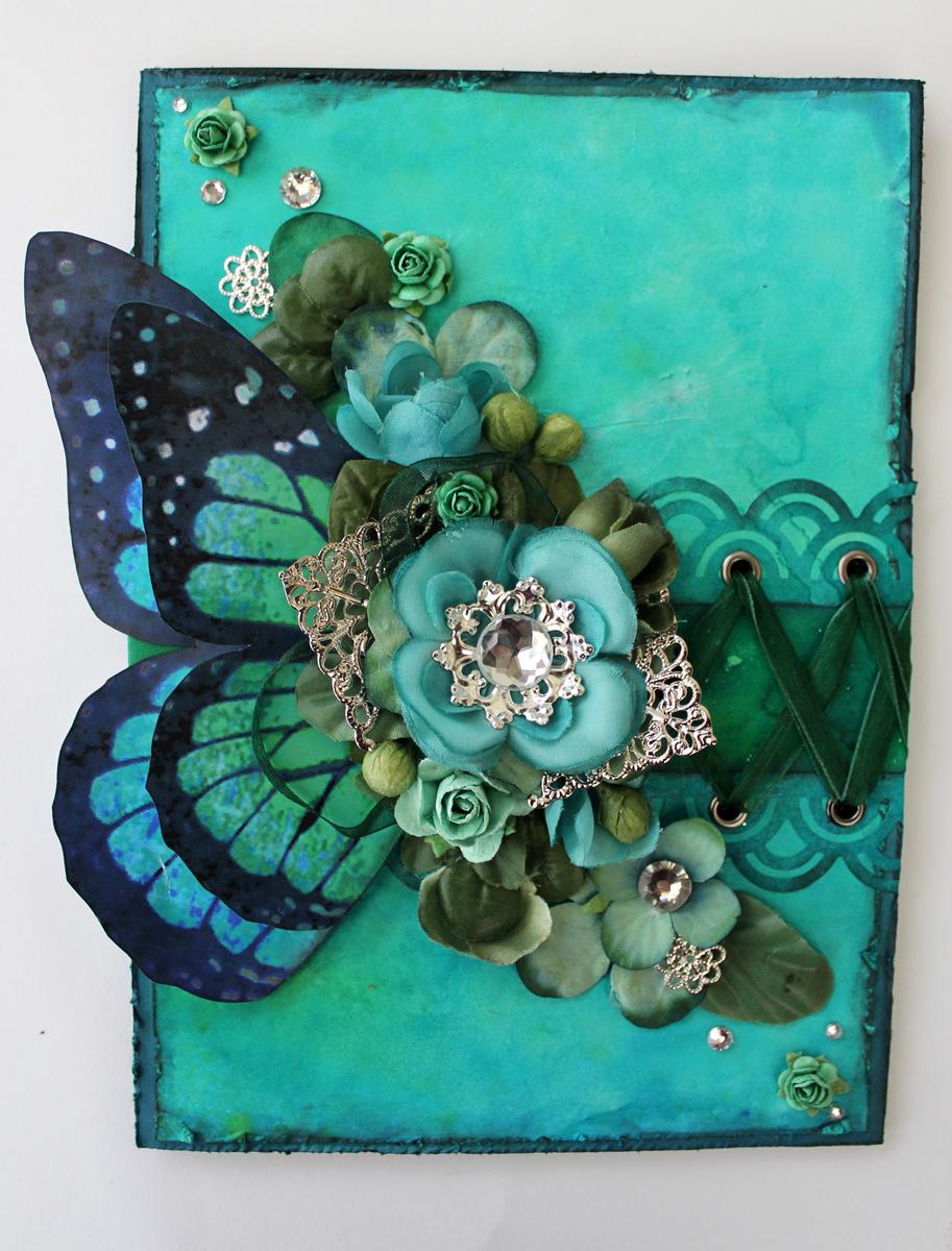 Oceanic butterfly