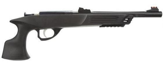 How far can you accurately shoot a rimfire handgun?