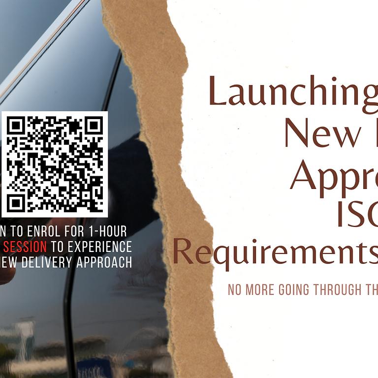 New Approach In Learning ISO & IATF Standard