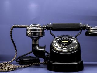 Prospection téléphonique à l'heure du digital  : changez-tout car vous allez droit dans le mur ! (ou