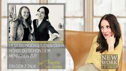 Generation Z im Talk.