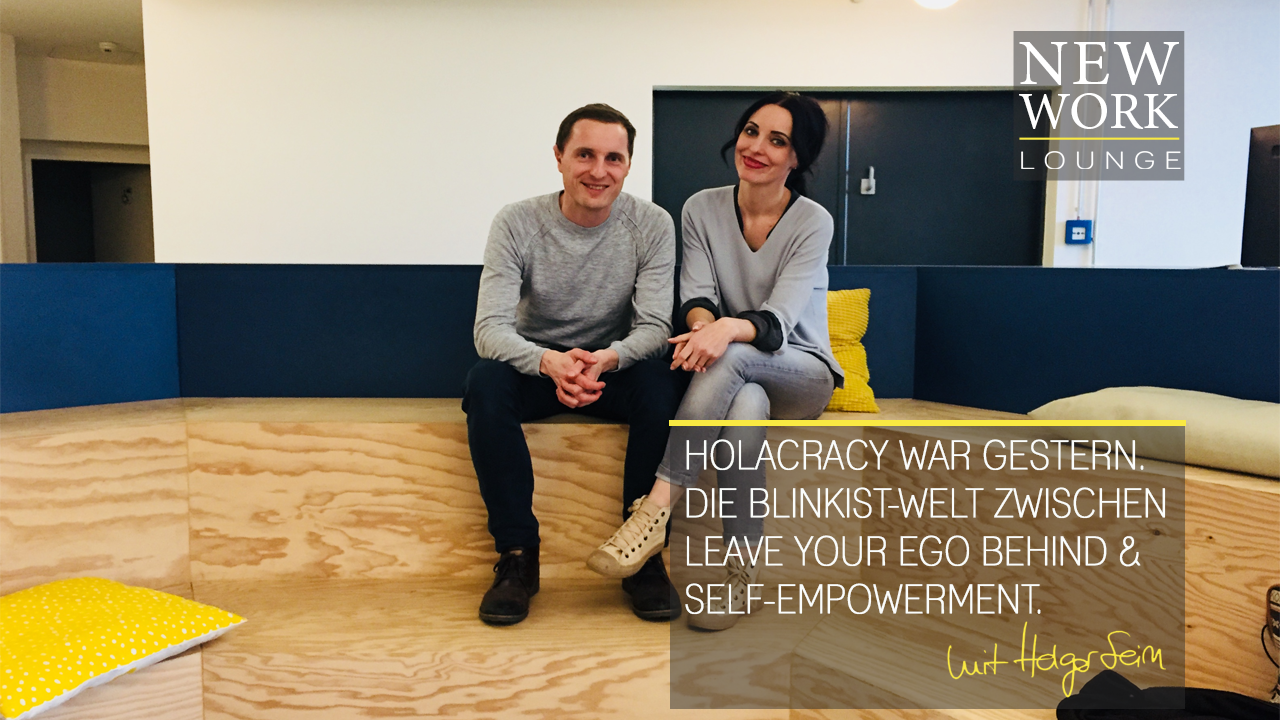 Holacracy war gestern.