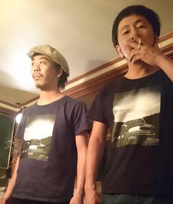 Tシャツ_美容室(2016)