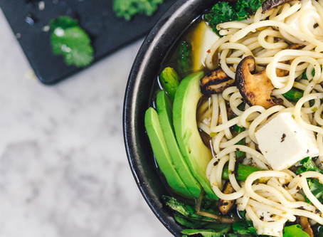 Prepare your taste buds for a feast with this soba noodle recipe!