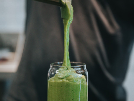 Give green a chance - in smoothie form