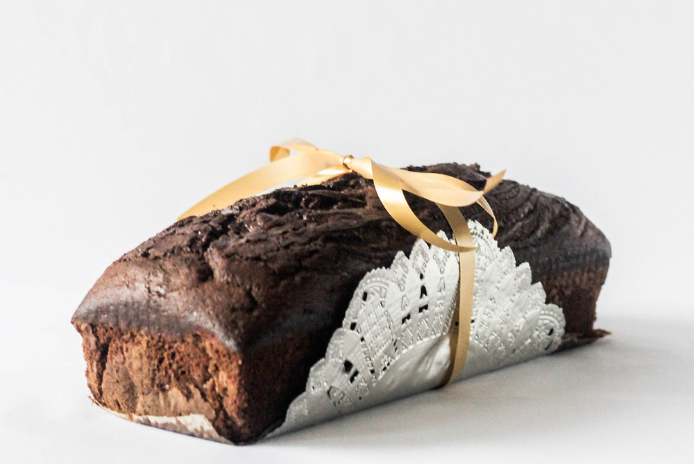 Nom nom nom chocolate banana bread