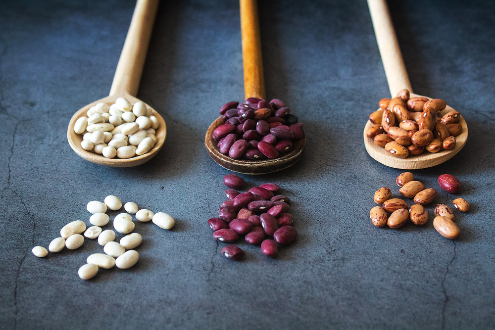Beans are a fantastic source of protein, fibre and nutrients.