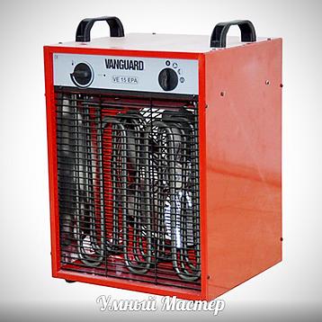 Аренда (прокат) тепловентилятора в саратове в компании Умный Мастер