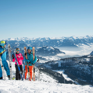 Skifahren auf der Tauplitz