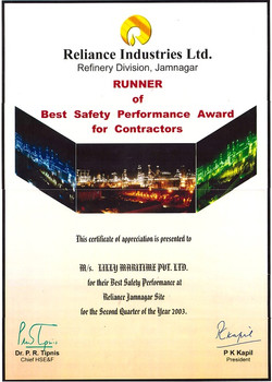 Best fafety performance awards (1)
