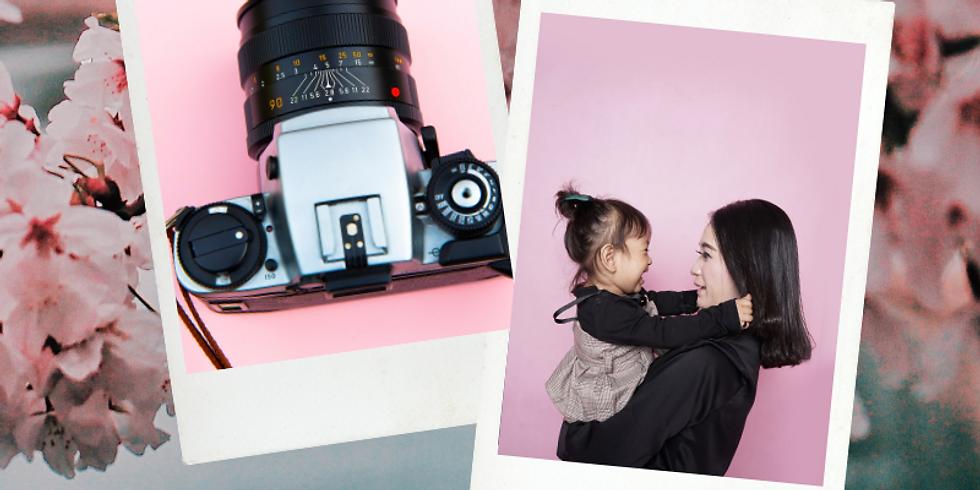 Mom & Me: Photo Shoot