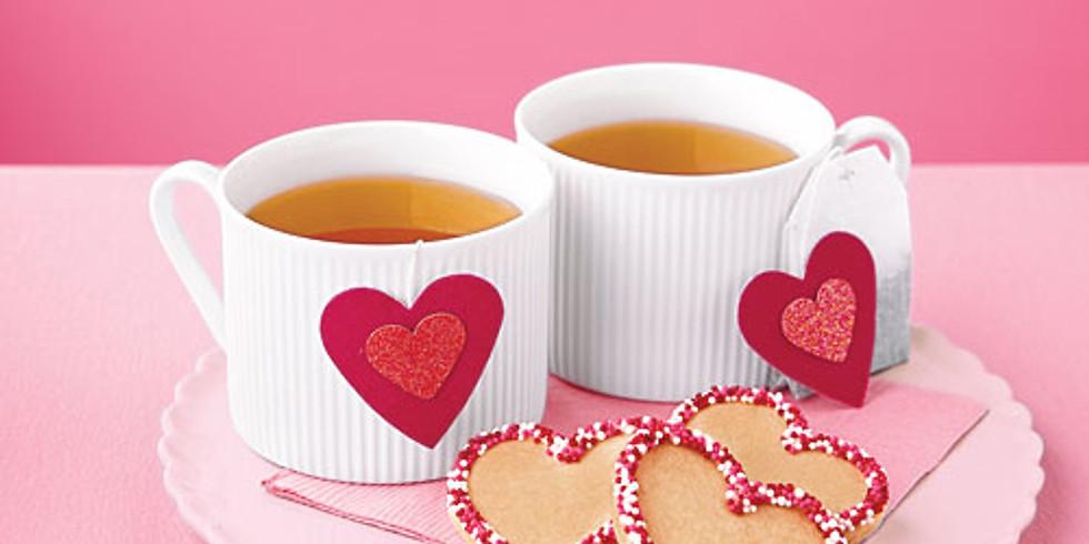 Mom & Me Valentine Tea