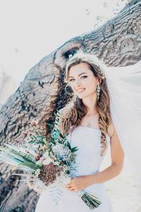 Lake Murray Spring Wedding