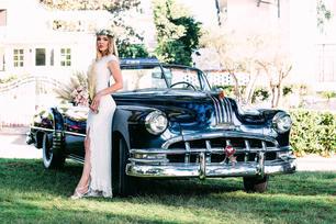 Presidio Park Vintage Wedding