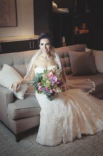 Downtown San Diego Gorgeous Bride