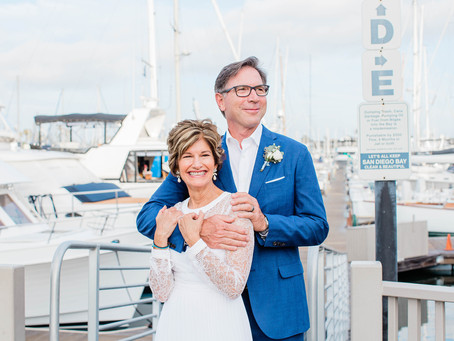 San Diego Yacht Club Wedding