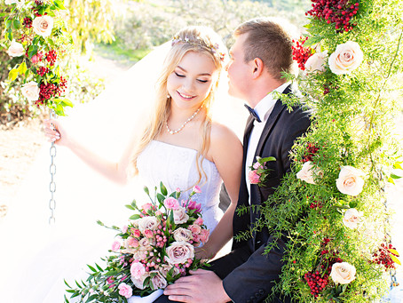Spring Elopement in La Jolla