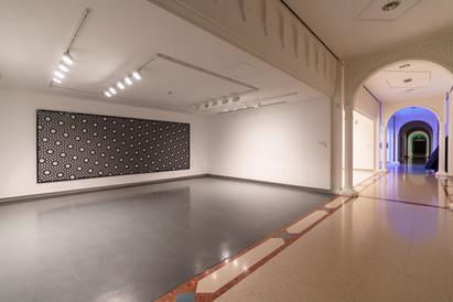 Brick Bending at the Sharjah Art Museum