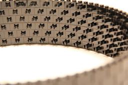Textured Circle