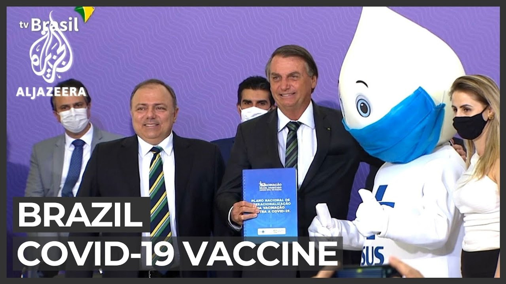 Brazil sets aside $4bn for COVID-19 vaccines