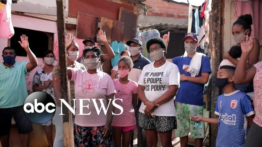 Inside Brazil's COVID-19 tragedy
