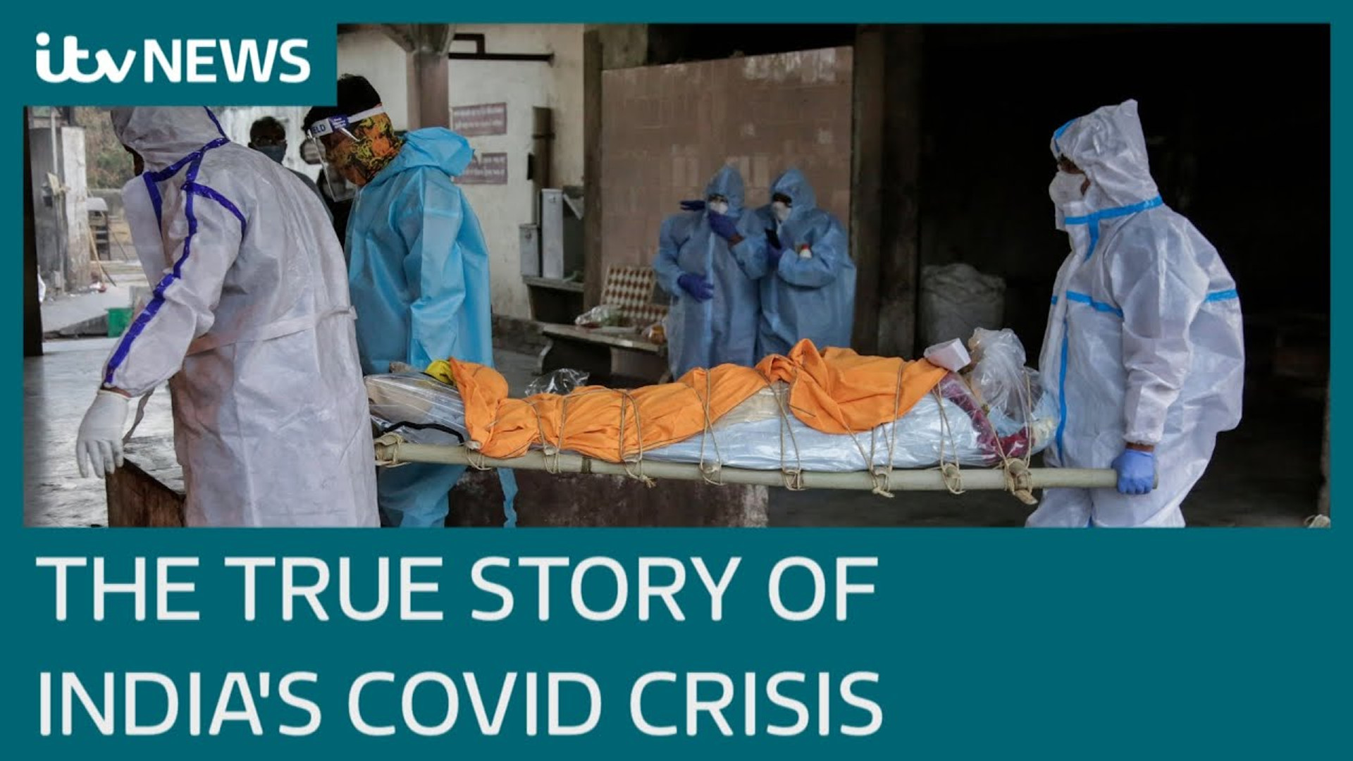 India's Covid-19 death rate 'five times higher than official figures suggest'