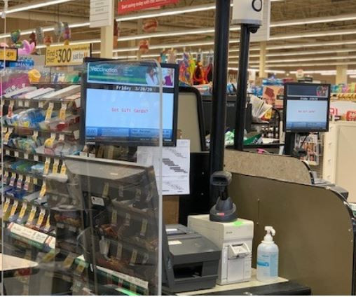 Bay Area Grocery Stores Installing Barriers