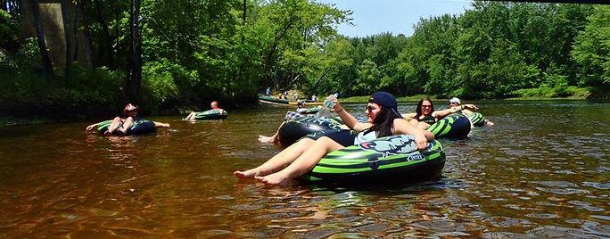 Canoe, Kayak, Tube Rentals on the Saco River