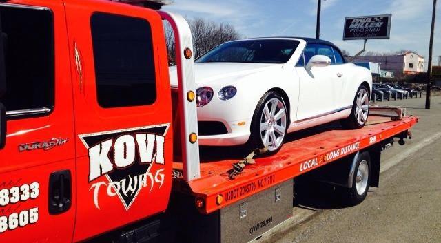 Preferred premium transport for Bentley