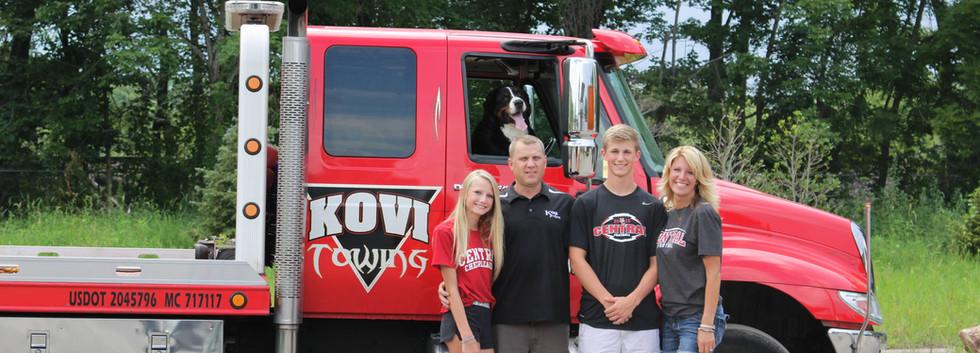 Kovi Family Business!