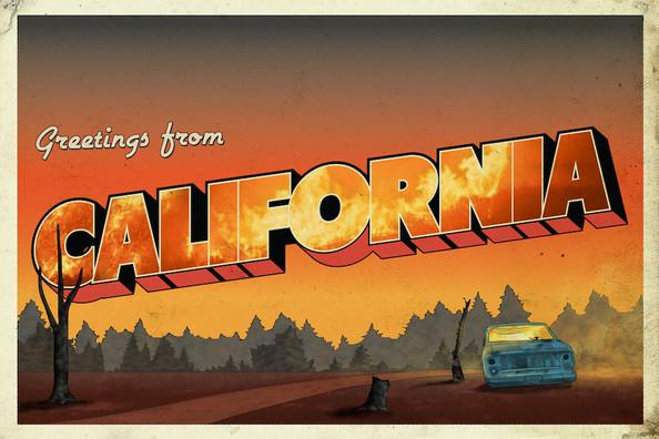 50 States of Change, CA