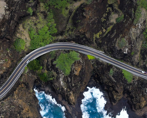 The Road at the Edge