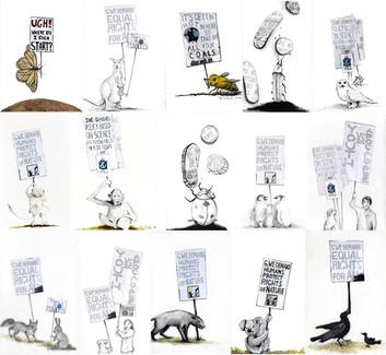 Animals Protest