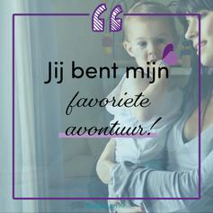 babybum quote voor ouders