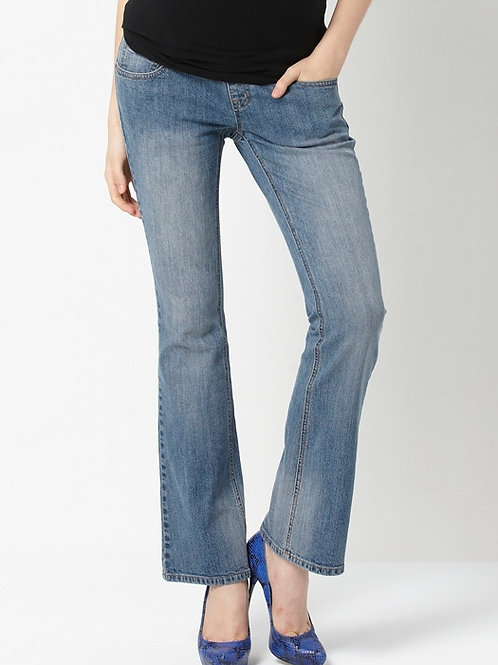 Bootleg Maternity Jeans