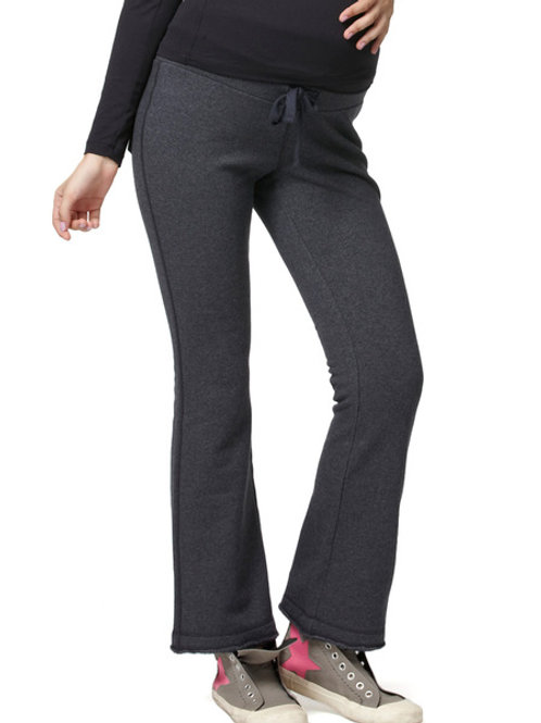 Fleece Lined Sporty Style Maternity Trackies