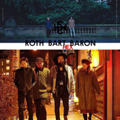 "2019/2/3 BENBE presents ROTH BART BARON ""HEX ""TOUR 2018-2019"