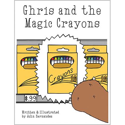 Bear and the Magic Crayons