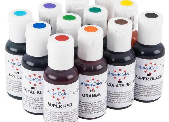 Colorant AmeriColor Gel Paste - 21g